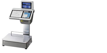 CAS CL 5500 Label Printing Scale